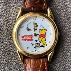 HTF - Rotating Pooh Watch